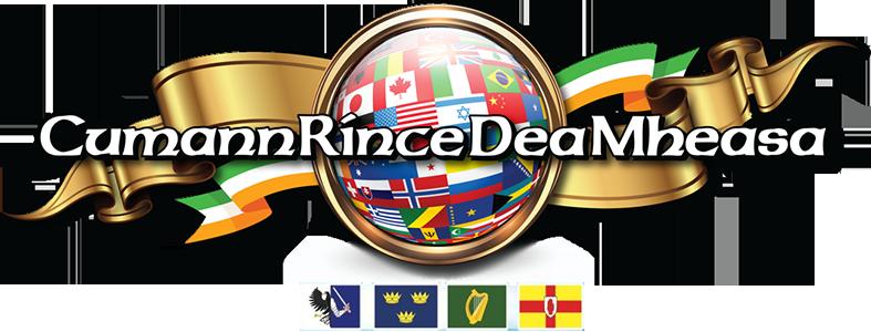 Cumann Rince Dea Mheasa (CRDM). Logo